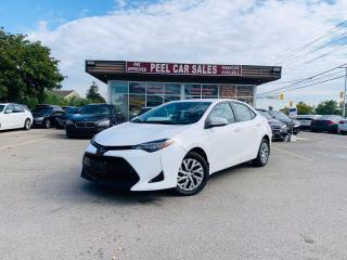 Used 2018 Toyota Corolla LE|HEATEDSEATS|LANEAST|REARVIEW|CERTIFIED & MORE! for sale in Mississauga, ON