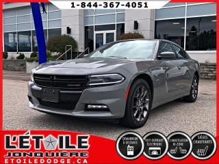 Used 2018 Dodge Charger GT AWD, TOIT OUVRANT, DEMARREUR A DISTAN for sale in Jonquière, QC