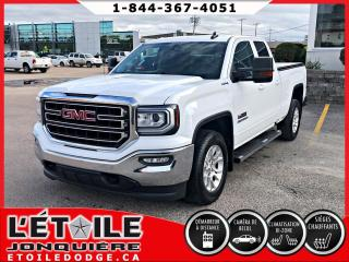 Used 2017 GMC Sierra 1500 SLE 4X4 V8 KODIAK, DEMARREUR A DISTANCE for sale in Jonquière, QC