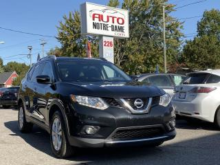 Used 2014 Nissan Rogue SV FWD TOIT PANORAMIQUE MAGS CAMERA DE R for sale in Repentigny, QC