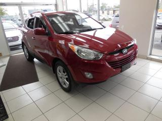 Used 2013 Hyundai Tucson GLS AUTO TRACTION AVANT A/C MAGS CRUISE for sale in Dorval, QC
