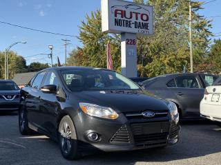 Used 2014 Ford Focus SE A/C BLUETHOOT AILERON MAGS for sale in Repentigny, QC