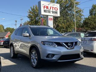 Used 2014 Nissan Rogue SV AWD TOIT PANORAMIQUE MAGS CAMERA DE R for sale in Repentigny, QC