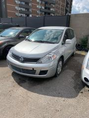 Used 2012 Nissan Versa for sale in Scarborough, ON