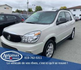 Used 2006 Buick Rendezvous CX FWD for sale in Rouyn-Noranda, QC