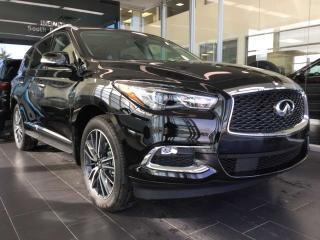 Used 2019 Infiniti QX60 SENSORY AWD for sale in Edmonton, AB