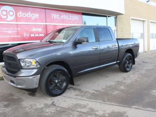 Used 2014 RAM 1500 SLT 4x4 Crew Cab / Back Up Camera for sale in Edmonton, AB