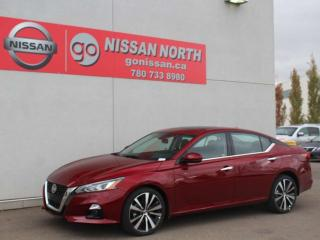 Used 2020 Nissan Altima 2.5 Platinum/AWD/LEATHER/SUNROOF for sale in Edmonton, AB