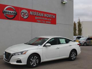 New 2020 Nissan Altima 2.5 S/AWD/HEATED SEATS/PUSH START/BACKUP CAM for sale in Edmonton, AB