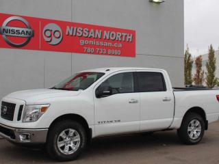 Used 2019 Nissan Titan SV/4X4/CREW CAB/NAV/HEATED SEATS for sale in Edmonton, AB