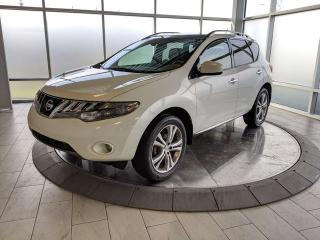 Used 2010 Nissan Murano LE | NAV | Heated Seats | DVD | Pano Roof for sale in Edmonton, AB