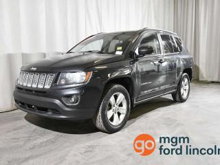 Used 2014 Jeep Compass NORTH ALL SEASON 4X4 | HEATED FRONT SEATS | MOONROOF | BACKUP CAMERA | REMOTE START for sale in Red Deer, AB