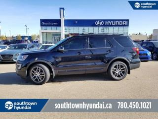 Used 2017 Ford Explorer SPORT 4WD/PRE COLLISION/BLIND SPOT for sale in Edmonton, AB