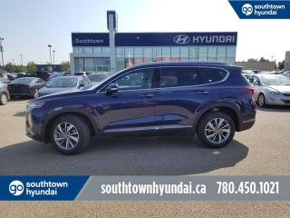 Used 2020 Hyundai Santa Fe Luxury - 2.0T Leather/360 Monitor/Pano Sunroof for sale in Edmonton, AB