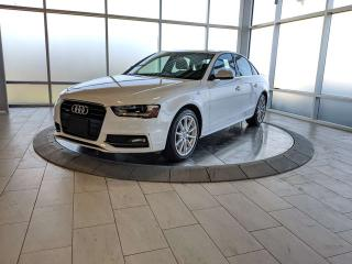 Used 2015 Audi A4 Progressiv for sale in Edmonton, AB