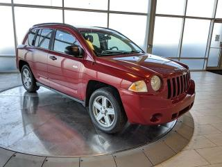 Used 2008 Jeep Compass High for sale in Edmonton, AB