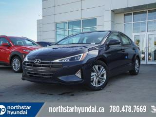 New 2020 Hyundai Elantra PREF W/SUN & SAFETY:APPLE CARPLAY/SUNROOF/SAFETY PKG for sale in Edmonton, AB