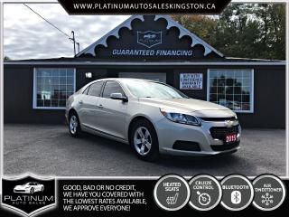 Used 2015 Chevrolet Malibu LS for sale in Kingston, ON