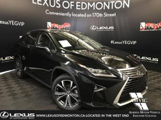 Used 2019 Lexus RX 350 Luxury Package for sale in Edmonton, AB