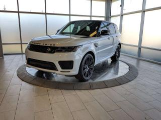 Used 2020 Land Rover Range Rover Sport HSE DYNAMIC P525 for sale in Edmonton, AB