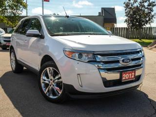 Used 2012 Ford Edge Limited 4dr AWD Sport Utility Vehicle for sale in Brantford, ON