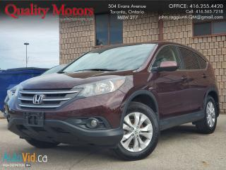 Used 2014 Honda CR-V EX-L for sale in Etobicoke, ON