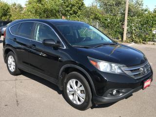 Used 2013 Honda CR-V EX-L ** AWD, BACK CAM, HTD LEATH, SUNROOF** for sale in St Catharines, ON