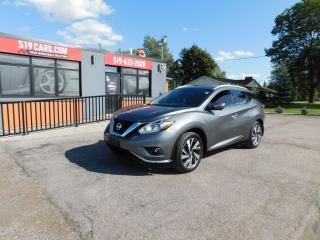 Used 2015 Nissan Murano Platinum|NAVI|360 CAMERA|PANO SUNROOF for sale in St. Thomas, ON