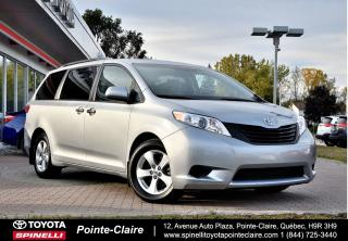 Used 2017 Toyota Sienna Ce 7 Passager for sale in Pointe-Claire, QC