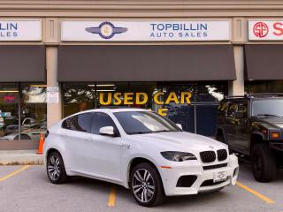 Used 2012 BMW X6 M Only 37,000 Km for sale in Vaughan, ON