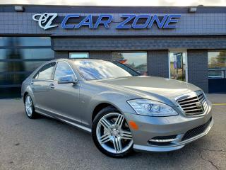 Used 2012 Mercedes-Benz S-Class S 550 LWB MINT SHAPE for sale in Calgary, AB