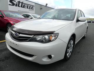 Used 2010 Subaru Impreza AWD EN BAS DE 5000$ !! WOW !! for sale in St-Georges, QC