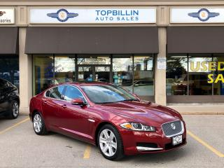 Used 2013 Jaguar XF V6 AWD, Only 47K kms for sale in Vaughan, ON