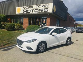 Used 2014 Mazda MAZDA3 GS-SKY/OneOwner/NoAcc for sale in North York, ON