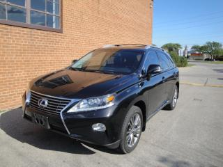 Used 2013 Lexus RX 450h LEATHER /SUNROOF /NAV/CAM/BLUETOOTH for sale in Oakville, ON