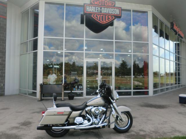 2007 Harley-Davidson Street Glide FLHX