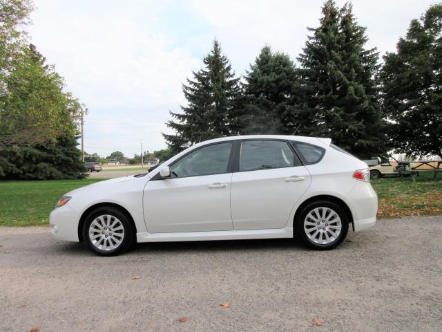2011 Subaru Impreza 2.5i w/Limited Pkg