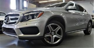 Used 2015 Mercedes-Benz GLA GLA 250 amg pkg  navigation for sale in North York, ON