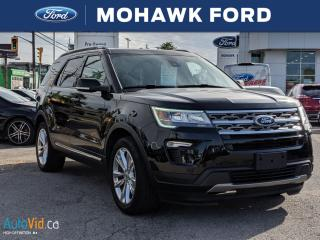 Used 2018 Ford Explorer XLT for sale in Hamilton, ON