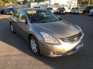Used 2011 Nissan Altima 2.5 SL for sale in St Catharines, ON