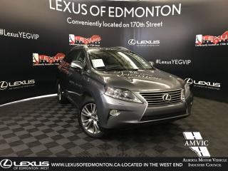 Used 2013 Lexus RX 350 Ultra Premium Package 1 for sale in Edmonton, AB