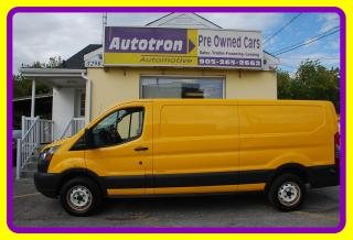 Used 2016 Ford Transit 250 LONG, Loaded, Cruise, Divider for sale in Woodbridge, ON