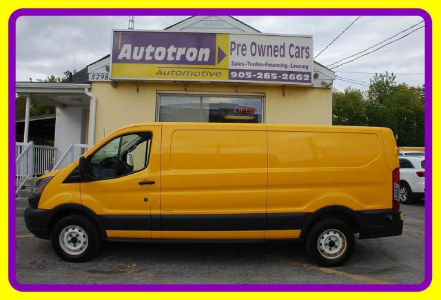 2016 Ford Transit 250 LONG,  Loaded, Cruise, Divider