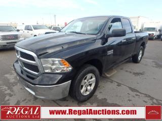 Used 2014 RAM 1500 SLT Quad CAB SWB 4WD 3.6L for sale in Calgary, AB