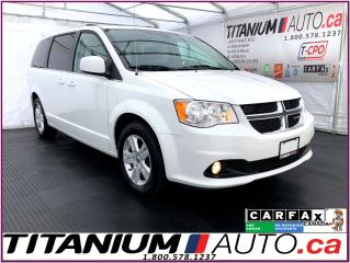 Used 2018 Dodge Grand Caravan Crew Plus+GPS+Camera+Leather+Power Doors & Gate+XM for sale in London, ON