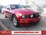Photo of Red 2007 Ford Mustang