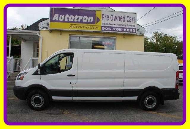 2015 Ford Transit 150 Long, Loaded, Cruise, Shelves