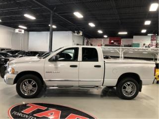 Used 2005 Dodge Ram 1500 SLT   INFINIITY SOUND   AS IS !!! for sale in Vaughan, ON