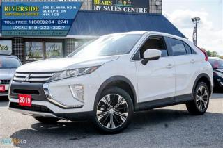 Used 2019 Mitsubishi Eclipse Cross ES for sale in Guelph, ON