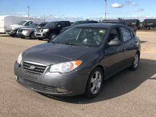 Used 2007 Hyundai Elantra Leather Loaded for sale in Edmonton, AB